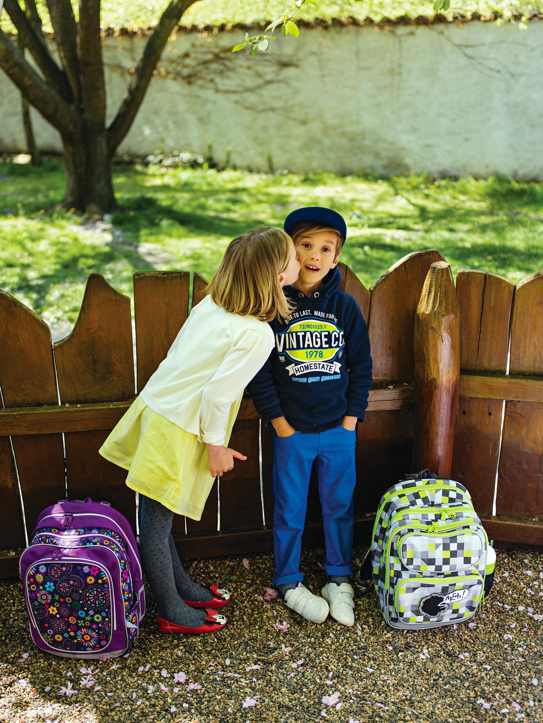 Nowa kolekcja plecaków szkolnych Topgal