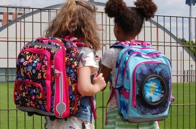 tornister plecak Topgal dla dziewcząt